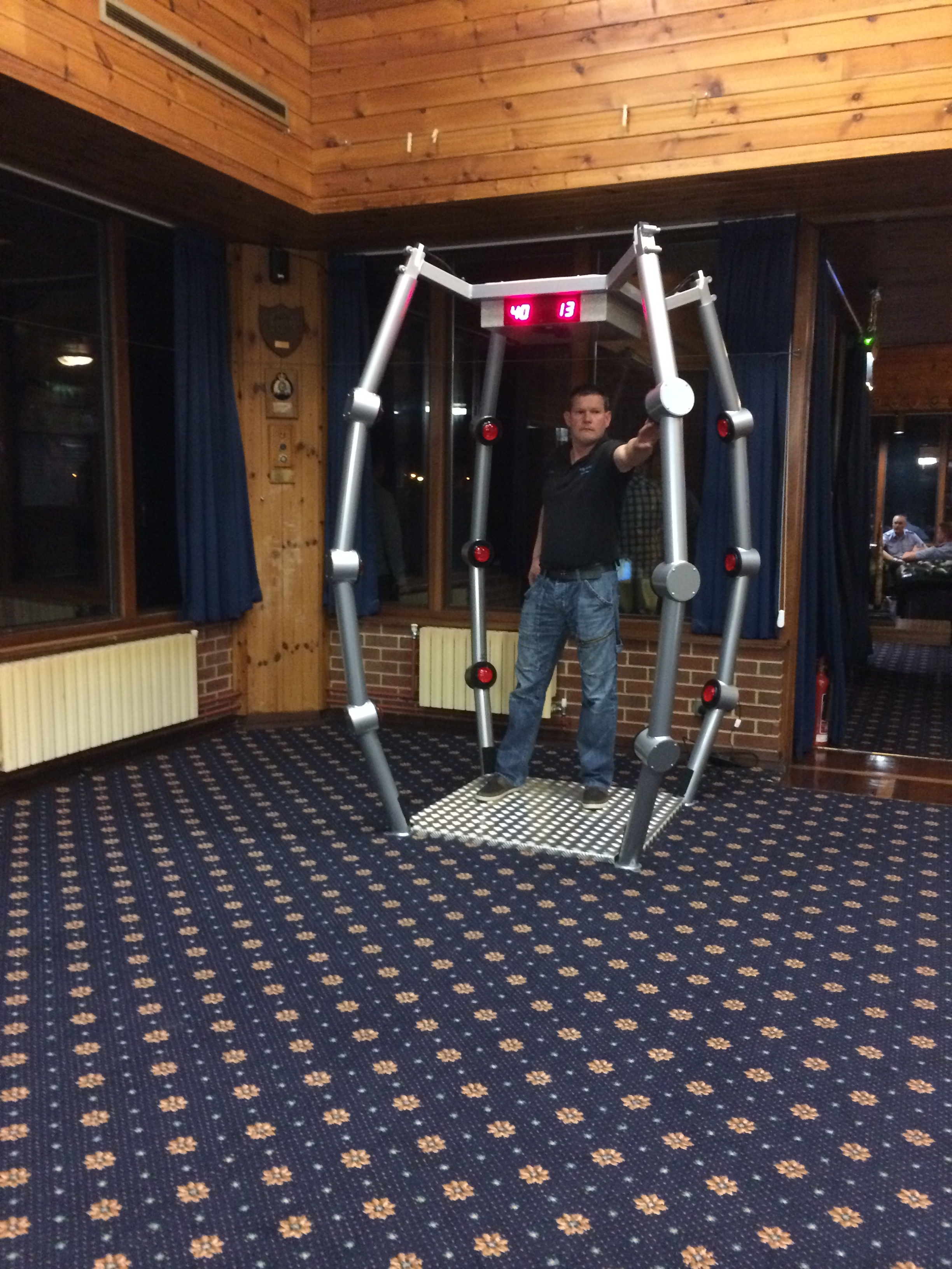 batak light reaction game hire dorset