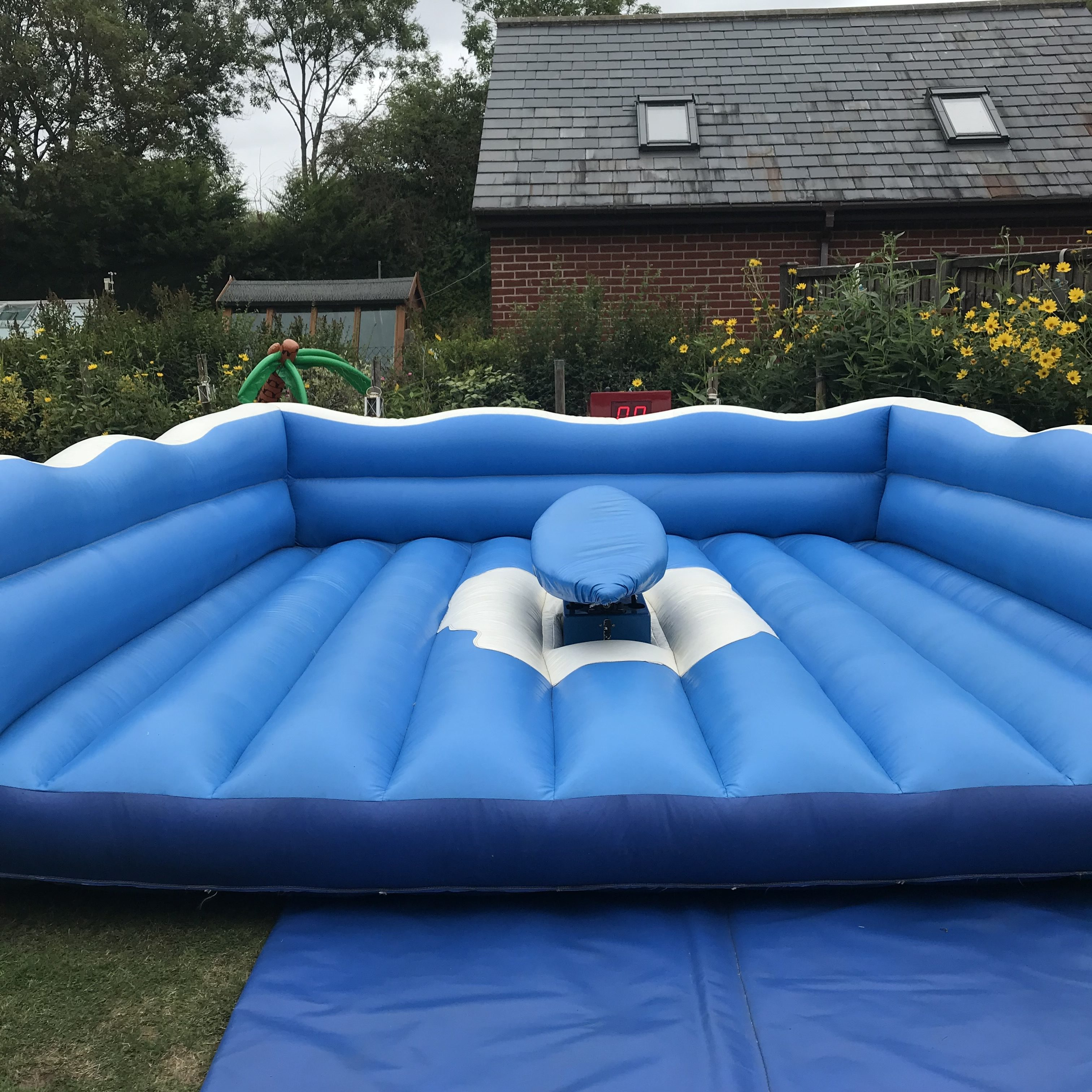 Rodeo Bull hire west sussex