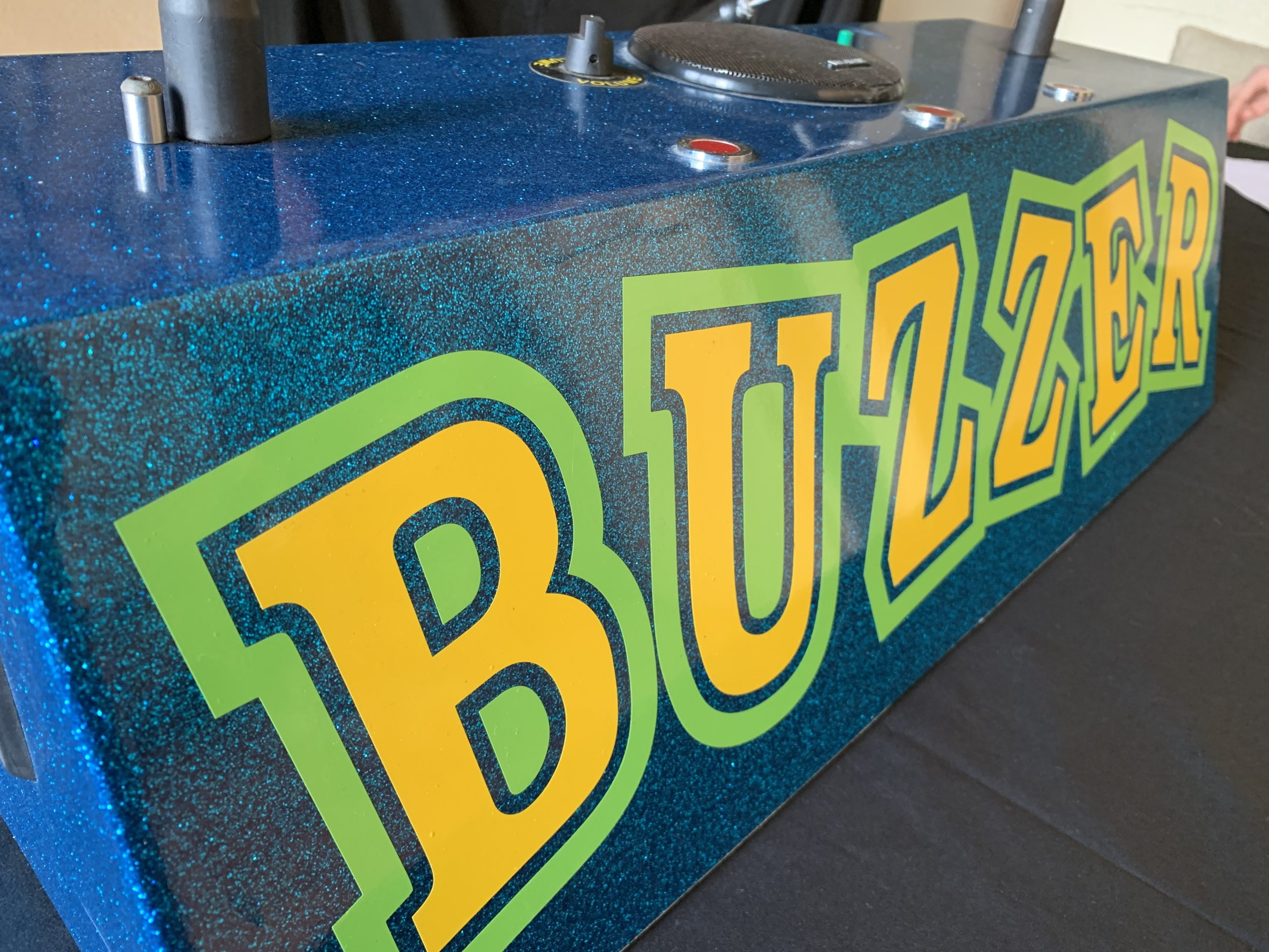 giant buzz wire
